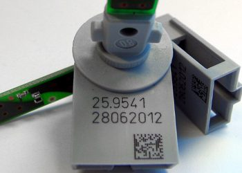 printing marking for rubber parts