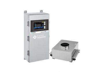 Square Metal Detector Circular Type